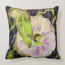 Wild Morning Glory by Alexandra Cook american mojo pillows