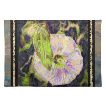 Wild Morning Glory by Alexandra Cook american mojo placemats