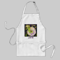 Wild Morning Glory by Alexandra Cook aprons