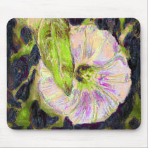 Wild Morning Glory by Alexandra Cook mousepads