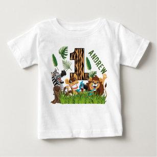 1st Birthday T Shirts 1st Birthday T Shirt Designs Zazzle