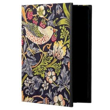William Morris Strawberry Thief Floral Art Nouveau Powis iPad Air 2 Case