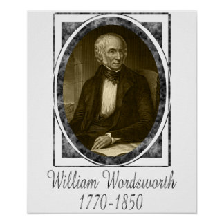 Wish To Find Out Poster Art William Wordsworth