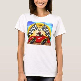 Windy 500 (Ladies' Tank) shirt
