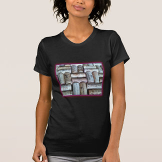 Wine Cork Tray T Shirt