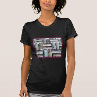Wine Cork Tray T Shirt