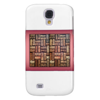 Wine Corks Collage Samsung Galaxy S4 Cover