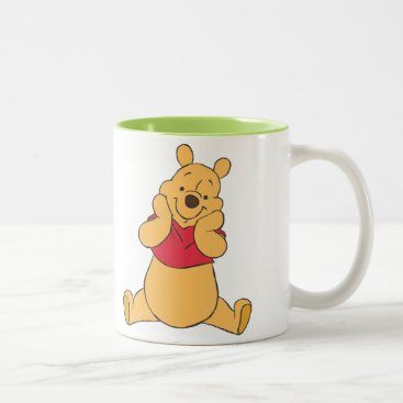 Winnie the Pooh 12 Two-Tone Coffee Mug