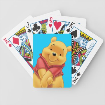 Winnie the Pooh 13 Bicycle Playing Cards