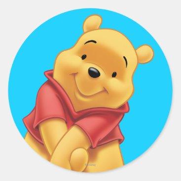 Winnie the Pooh 13 Classic Round Sticker
