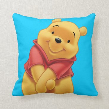 Winnie the Pooh 13 Throw Pillow