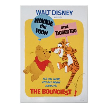 Winnie the Pooh and Tigger Too | Movie Poster