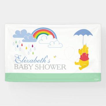 Winnie the Pooh | Boy Baby Shower Banner