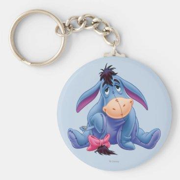 Winnie the Pooh | Eeyore Smile Keychain