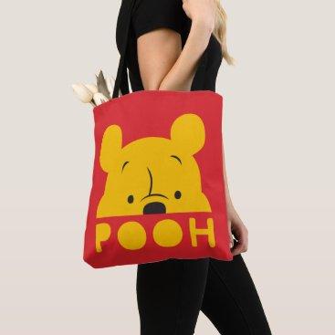Winnie the Pooh   Peek-a-Boo Pooh Tote Bag