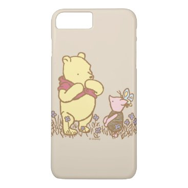 Winnie the Pooh | Pooh and Piglet in Field Classic iPhone 8 Plus/7 Plus Case