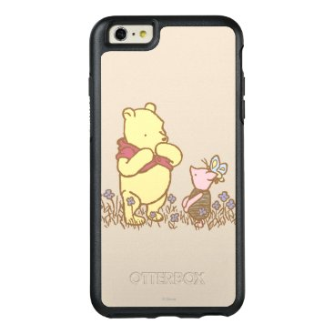Winnie the Pooh | Pooh and Piglet in Field Classic OtterBox iPhone 6/6s Plus Case