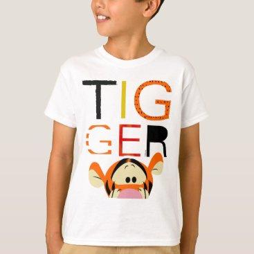 Winnie the Pooh - Tigger Editorial T-Shirt