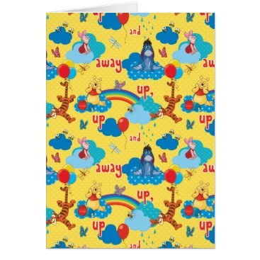 Winnie the Pooh | Up and Away Pattern
