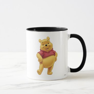 Winnie The Pooh's Pooh Walking Merrily Mug