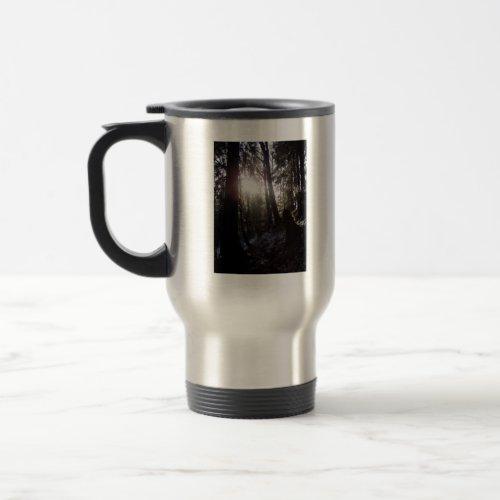Winter Sunrays #16 mug