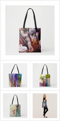 WNS Tote Bags