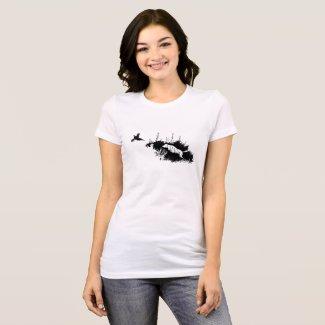 Women's Bird Dog Jersey T-Shirt
