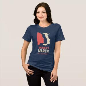 Women's March SLO - National Logo T-Shirt