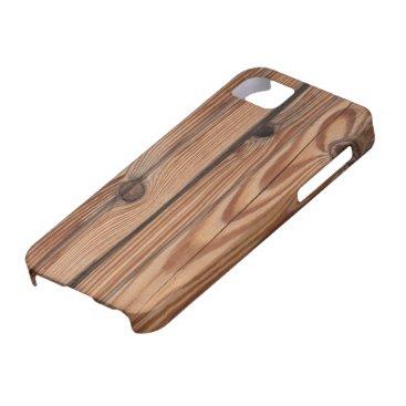 Wood Knot - Wood Grain Texture iPhone SE/5/5s Case