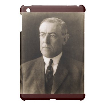 Woodrow Wilson 28th President iPad Mini Case