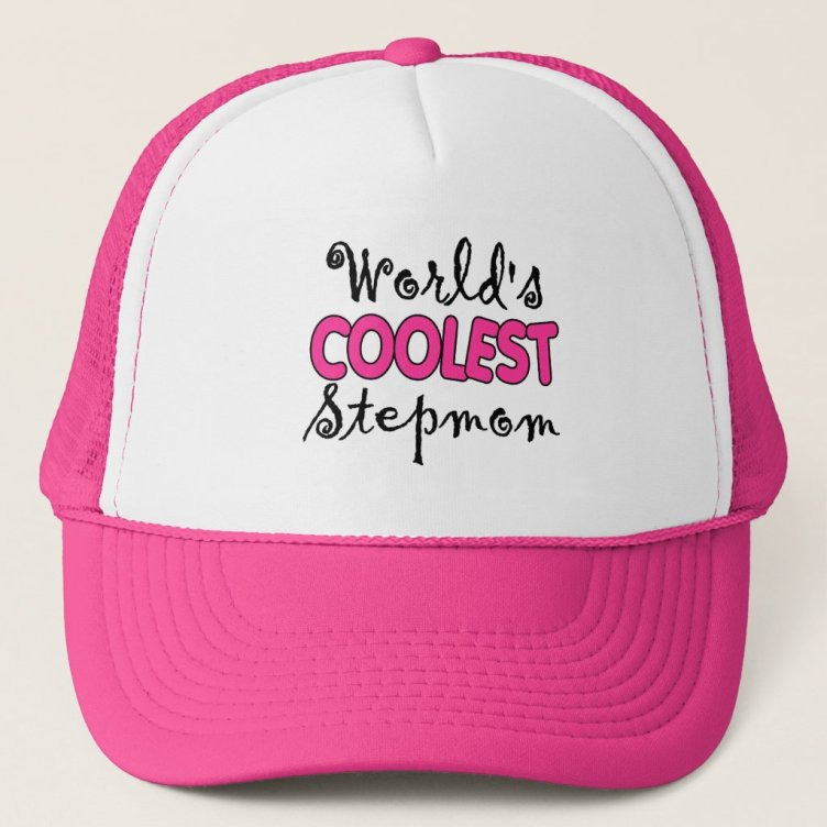 World's Coolest Stepmom Hat