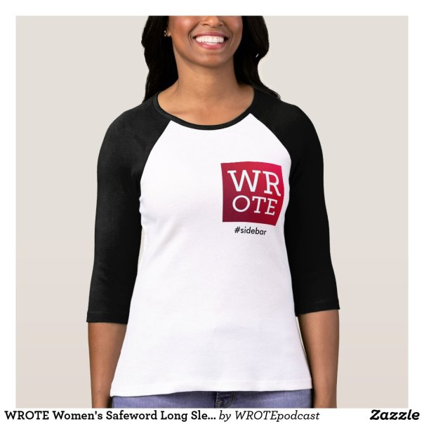 WROTE Women's Safeword Long Sleeve T-Shirt
