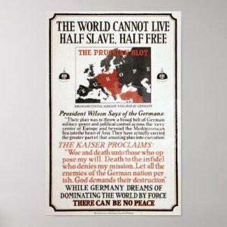 WWI Propaganda