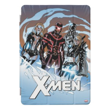 X-Men | Emma Frost, Cyclops, Magneto, & Magik iPad Pro Cover