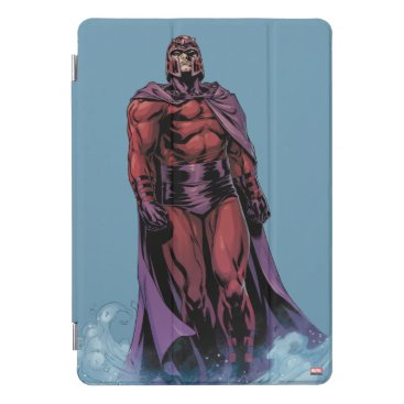 X-Men | Magneto Walking Through Fog iPad Pro Cover