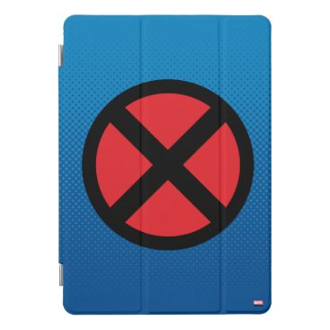 X-Men | Red and Black X Icon iPad Pro Cover