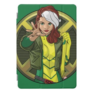 X-Men | Rogue Character Badge iPad Pro Cover