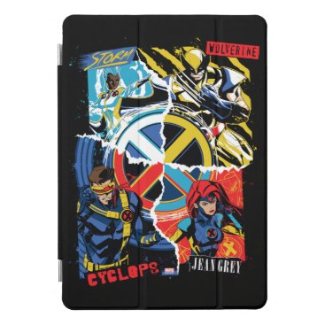 X-Men | Team Punk Logo Graphic iPad Pro Cover