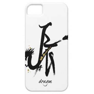 Year of the Dragon - Chinese Zodiac iPhone SE/5/5s Case