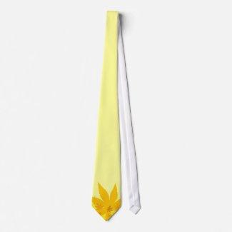 Yellow autumn - Tie