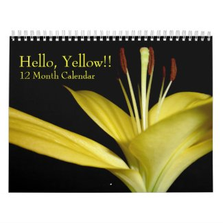 Yellow Flower Photos Flowers Photo 2013 Calendar