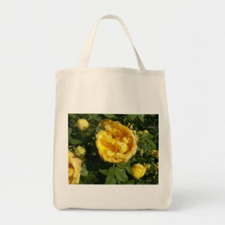Yellow Roses Bag bag