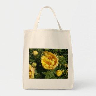 Yellow Roses Bag bag