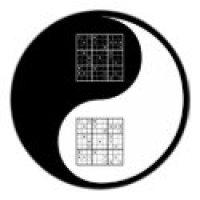 Sudoku Geeks T-Shirts & Gifts - Yin Yang Sudoku