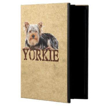 Yorkie iPad Air Case