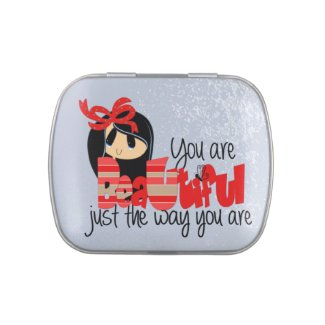 You Are Jelly Belly™ Candy Tin