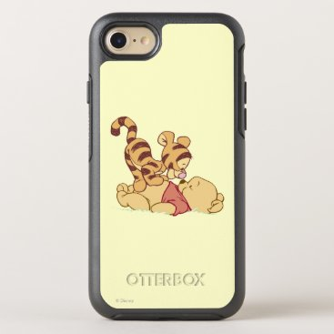 Young Winnie the Pooh OtterBox Symmetry iPhone 8/7 Case