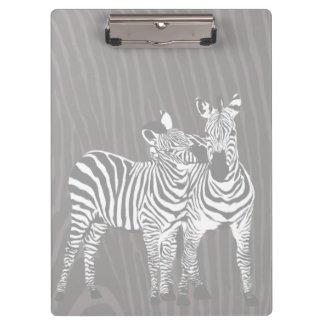 Zebra Play Clipboard