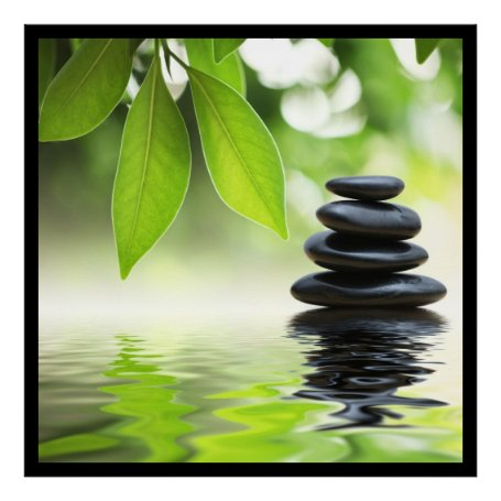 Personalized Relaxing Zen Posters Eatlovepray