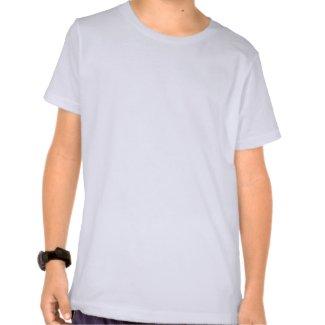 Zentangle Skull with Headphones Boys Shirt